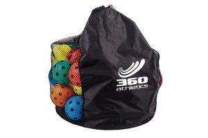 360 Athletics 360 athletics whiffle ball rainbow - 50 per bag