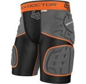 Shock Doctor Shock Doctor Ultra Shockskin 5-pad Slidding short