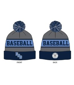 On Field OF Tuque EDB blue grey and white