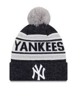 New Era Toasty Cover Tuque New York Yankees