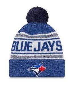 New Era Toasty Cover Tuque Toronto Blue Jays