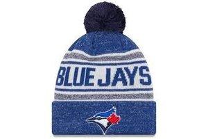New Era New Era Toasty Cover Tuque Toronto Blue Jays