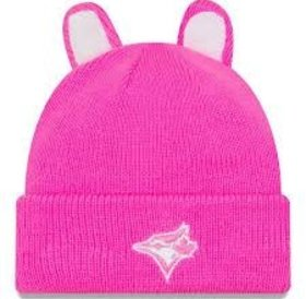 New Era Cozy Cutie Tuque Toronto Blue Jays Pink