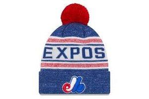 New Era New Era Toasty Cover Tuque Montreal Expos