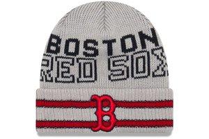 New Era New Era Crisp N Cozy Red Sox Hat