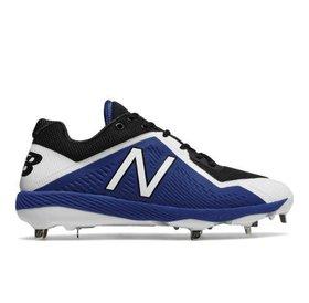 New Balance Athletic shoe inc New Balance L4040 BB4 low-cut metal black-royal