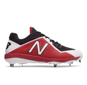 New Balance Athletic shoe inc New Balance L4040 BR4 low-cut metal black-red