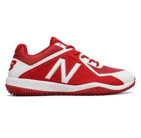 New Balance Athletic shoe inc New Balance T4040 TR4  Red-White