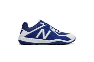 New Balance Athletic shoe inc New Balance T4040 TB4 Royal-White