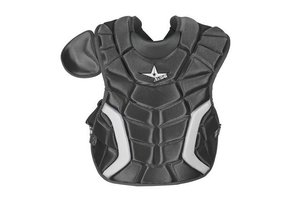 All Star All-Star CP1216PS Player's series catcher's chest protector 15.5'' black
