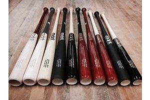 Mark Lumber Mark Lumber wood bat custom special sport-études