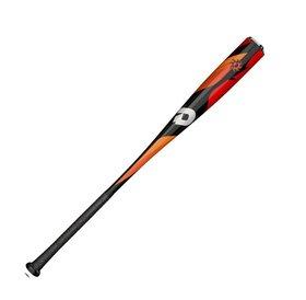 "DeMarini DeMarini 2018 Voodoo one (-10) 2 3/4"" Balanced Senior League Baseball Bat 30''"