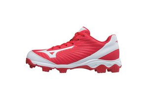 Mizuno Mizuno 9-Spike Advanced Franchise 9 low red-white