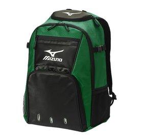 Mizuno Mizuno Organizer G4 batpack forest green - black