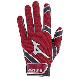 Mizuno Mizuno MVP 2018 batting gloves adult red