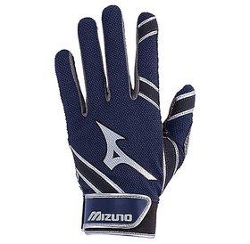 Mizuno Mizuno MVP 2018 batting gloves adult navy
