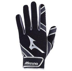 Mizuno Mizuno MVP 2018 batting gloves youth black
