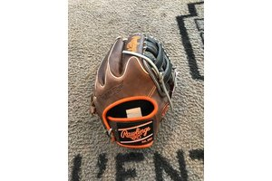 Rawlings Rawlings Gold Glove Club PRO205-6GSlWT 11.75 Inch January 2018 Heart of the Hide Glove of the Month