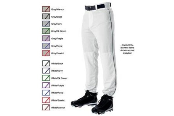 Alleson Alleson Pant 3/4 adult