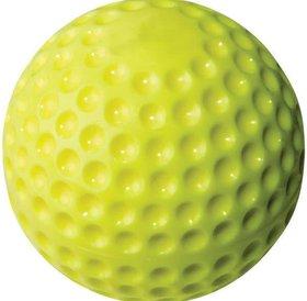 Rawlings RAWLINGS PMY9 9'' DIMPLE BP BALL YELLOW