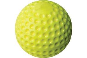 Rawlings RAWLINGS PMY9 9`DIMPLE BP BALL YELLOW