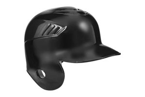 Rawlings Rawlings CoolFlo Pro Single Flap Batting Helmet for Left Handed Batter Large - 7 3/8 / 7 1/2 CFSER B90