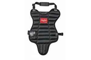 Rawlings RAWLINGS 6P1-B BLACK YOUTH CHEST PROTECT