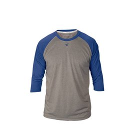 EASTON RAGLAN CREW NECK youth Athlectic/Royal
