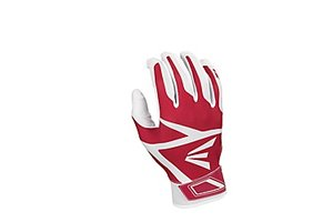 Easton EASTON Z3 HYPERSKIN BATTING GLOVE YOUTH WH/RD