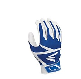 Easton EASTON Z3 HYPERSKIN BATTING GLOVE YOUTH WH/RY