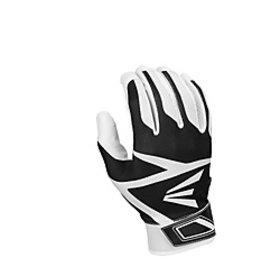 Easton EASTON Z3 HYPERSKIN BATTING GLOVE YOUTH WH/BK