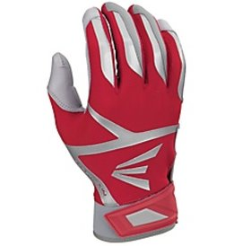 Easton Easton Z7 VRS Batting Gloves Youth Grey/Red