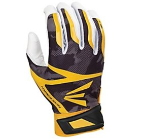 Easton Easton Z7 Hyperskin Batting glove adult white/black/gold