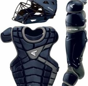 Easton Easton M10 Custom Catcher Set Adult navy camo