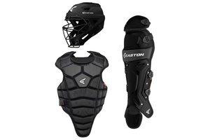 Easton Easton Qwik fit catcher set youth black
