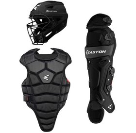 Easton Easton Qwik fit catcher set jr youth black