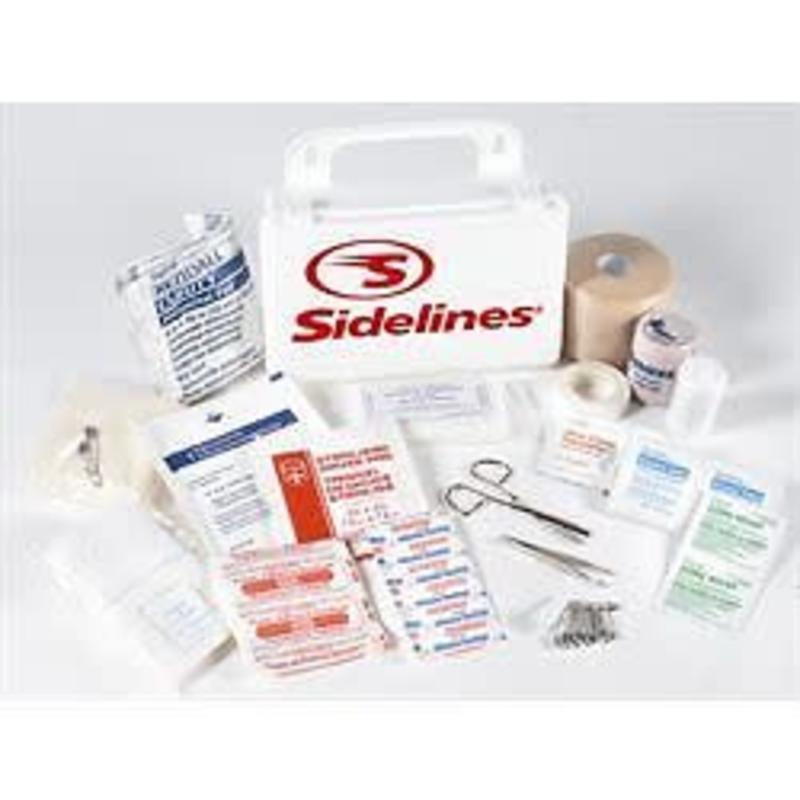 Sideline Sports Sidelines Sports Doctor Standard First Aid Kit