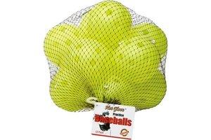 Sideline Sports Sidelines Hot glove baseball practice plastic balls optic yellow - 12 balls