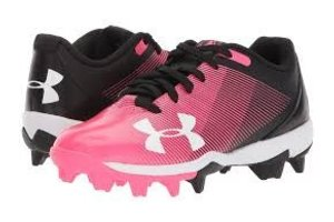 Under Armour Under Armour Leadoff Low RM Jr BLK/CER