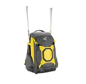 Easton Easton walk-off IV bat pack grey and yellow