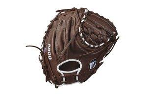 """Wilson Wilson 2018 A900 34"""" catcher's baseball mitt"""