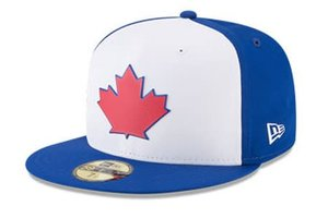 New Era New Era Men's Toronto Blue Jays White 2018 BP Prolight 59FIFTY Fitted Hat