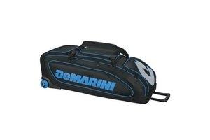 DeMarini DeMarini Special OPS Wheeled Bag Black / Hyper Blue