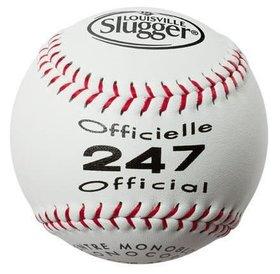 Louisville Slugger Louisville Slugger - Balle 247L (boite de 6)