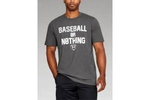 Under Armour Under Armour Baseball or nothing