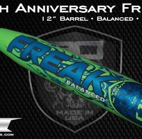 Miken Miken 2018 20th Anniversary Freak 12'' Balanced USSSA Slowpitch