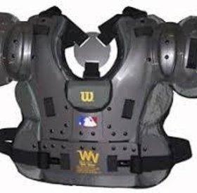 Wilson Wilson Umpire pro platinum chest protector 10 3/4 inch