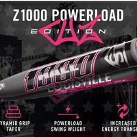 Louisville Slugger Louisville Sluger 2018 Super Z1000 special CUZ edition Jeff Hall USSSA powerload