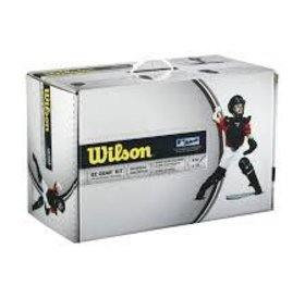 Wilson Wilson EZ Catcher gear Kit S-M  ages 7-12 ROYAL
