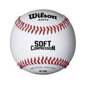 Wilson Wilson A1217 SOFT COMPRESSION Baseballs